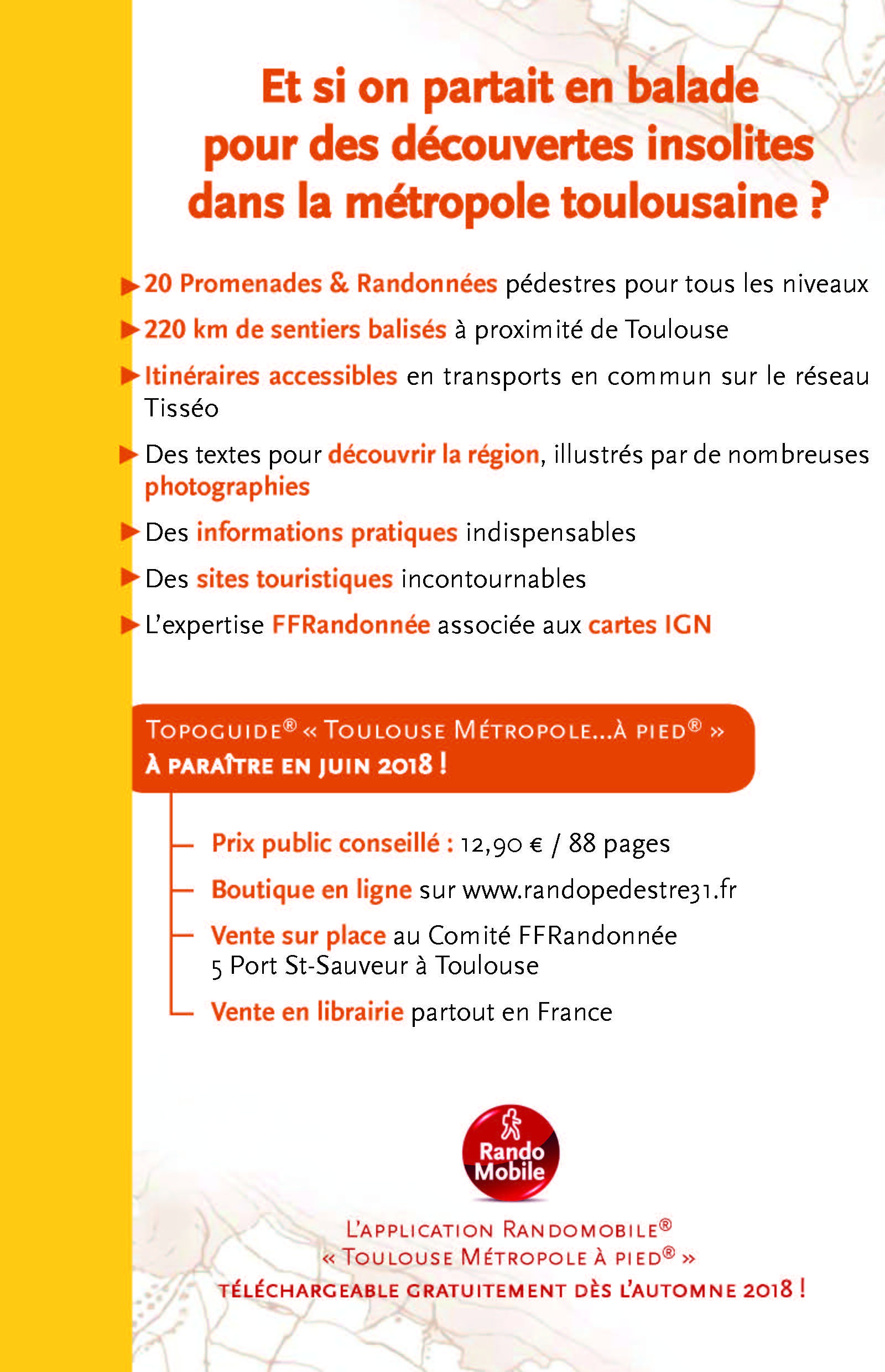 flyer toulouse metropole a pied Page 2