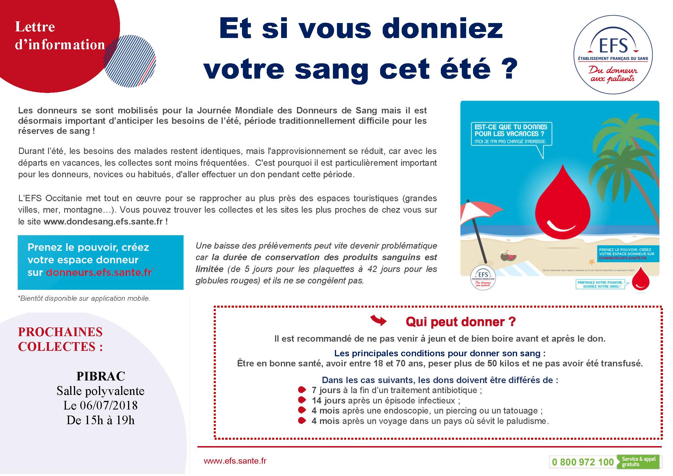 NEWSLETTER PIBRAC