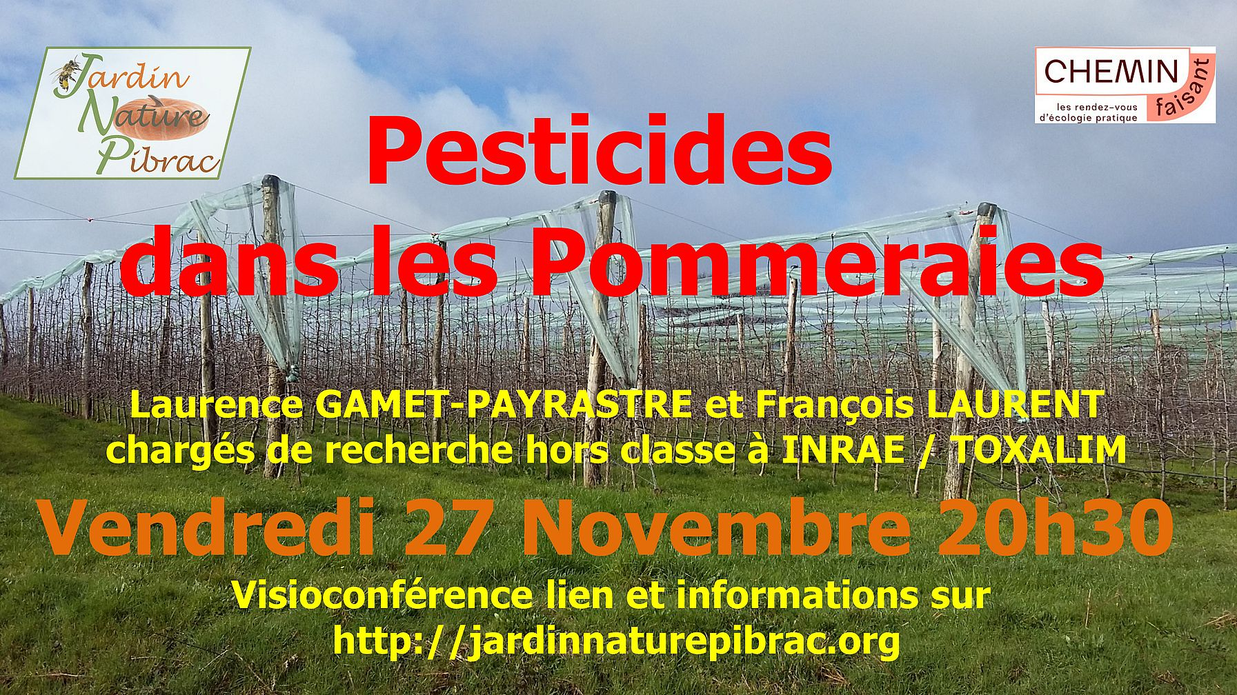 Affiche Pommeraie